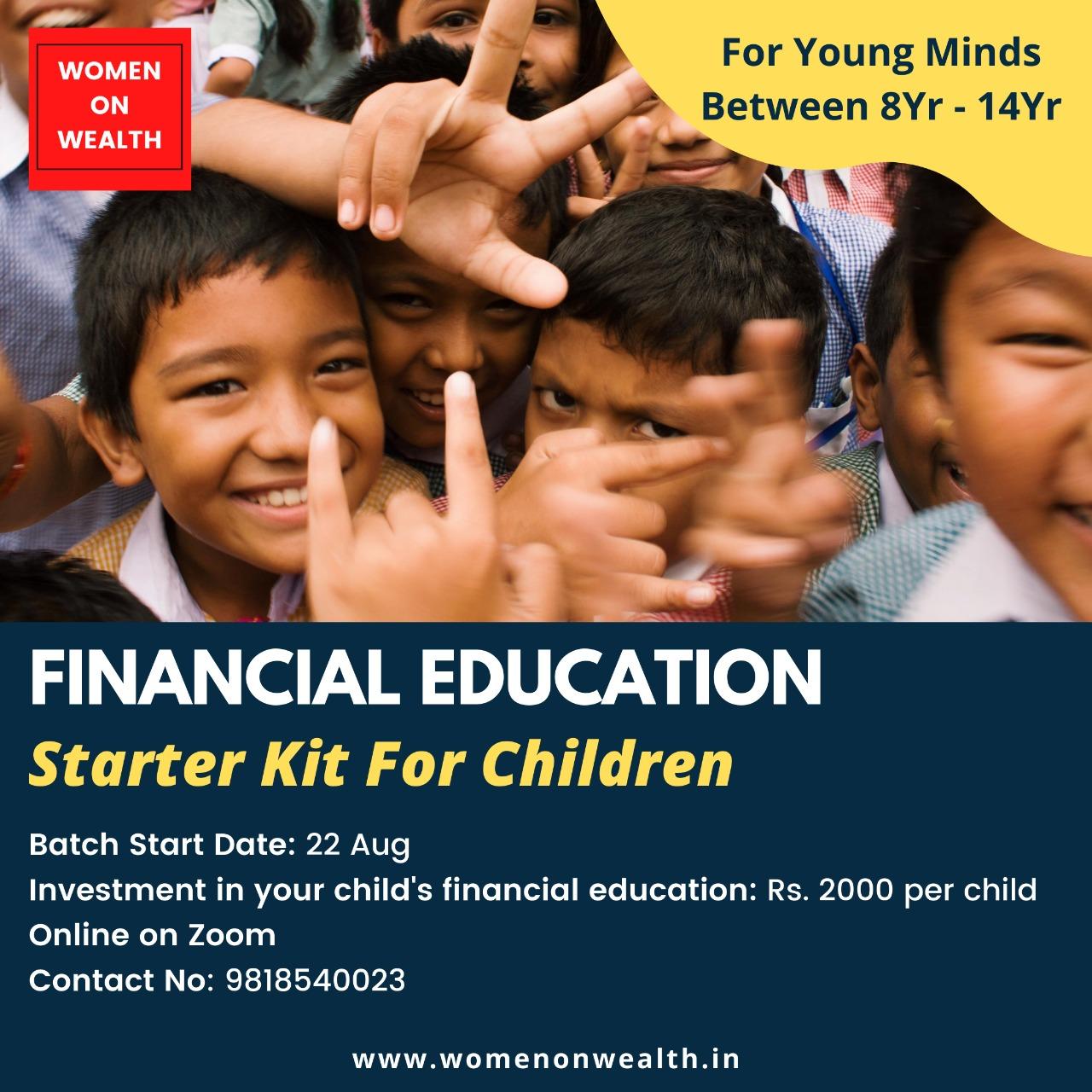 Financial Starter Kit for Children