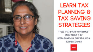 Tax Planning Strategies Deepa