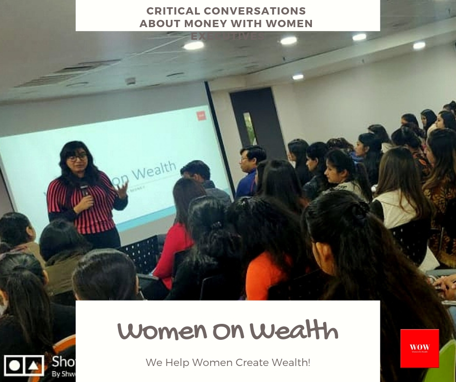 Critical conversations about money with women
